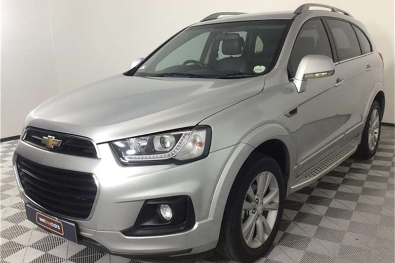 Chevrolet Captiva 2.2D LT 2016