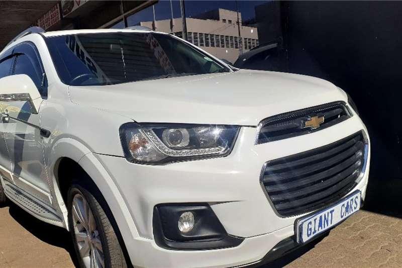 Used 2016 Chevrolet Captiva 2.2D LT