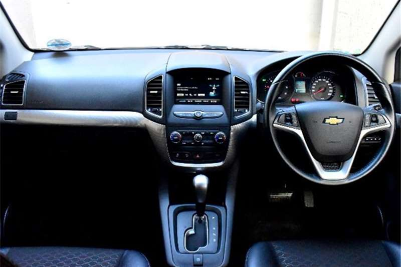 2016 Chevrolet Captiva Captiva 2.2D LT