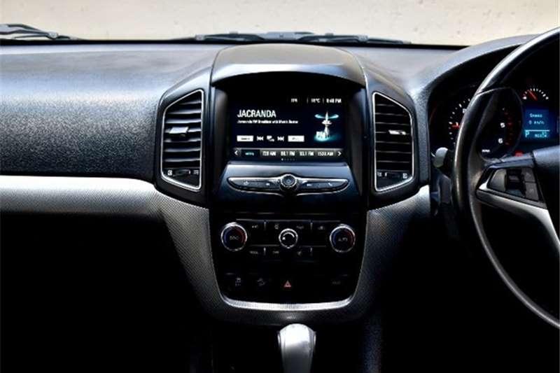 Used 2017 Chevrolet Captiva 2.2D LT