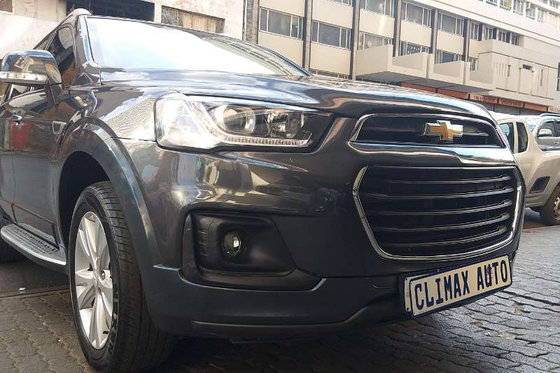 Chevrolet Captiva 2.2D LT AUTO 2017