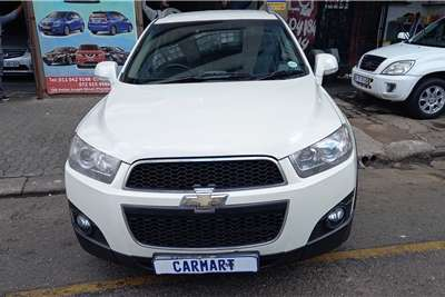 Used 2011 Chevrolet Captiva