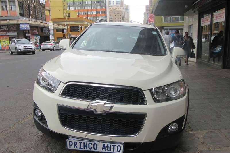 Chevrolet Captiva 2.4 2012