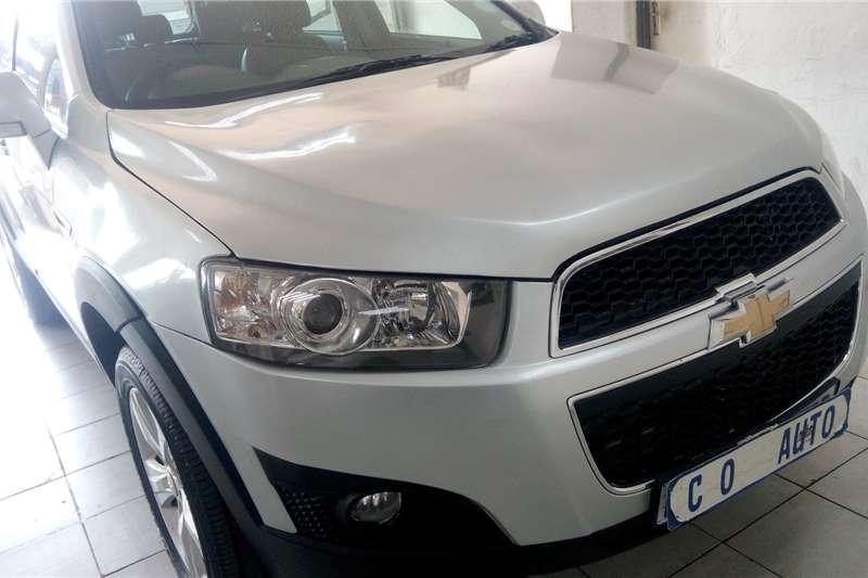 Chevrolet Captiva 2.4 2013