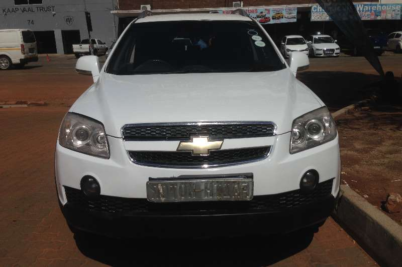 Chevrolet Captiva 2.4 LS 2010