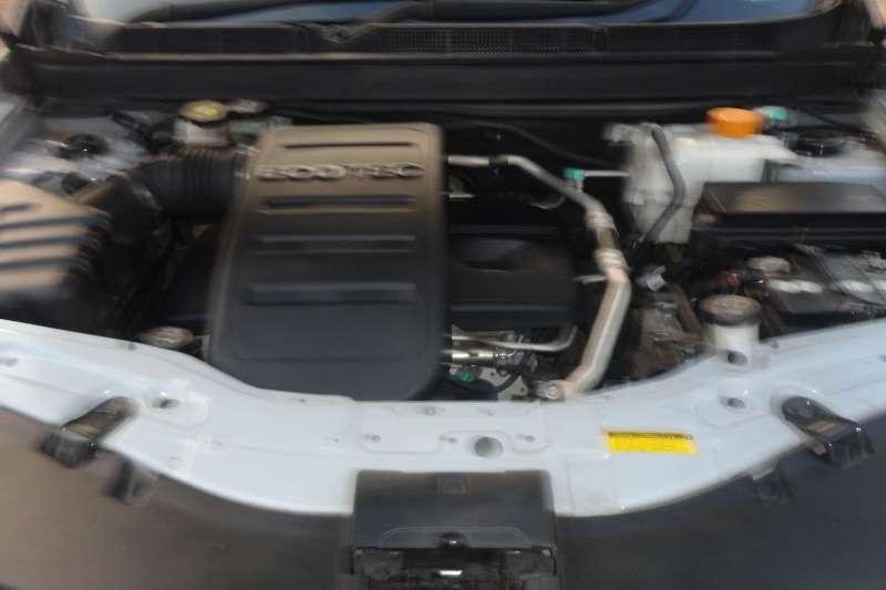 Chevrolet Captiva 2.4 LS 2012