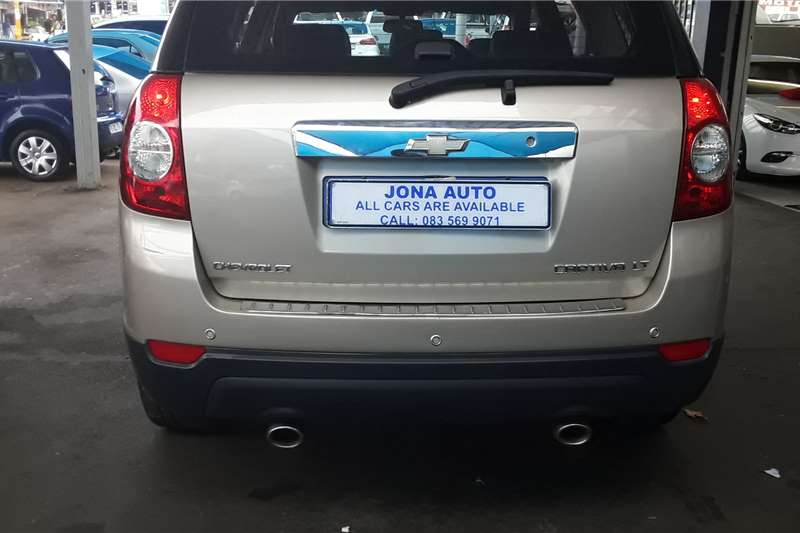 Used 2012 Chevrolet Captiva 2.4 LS