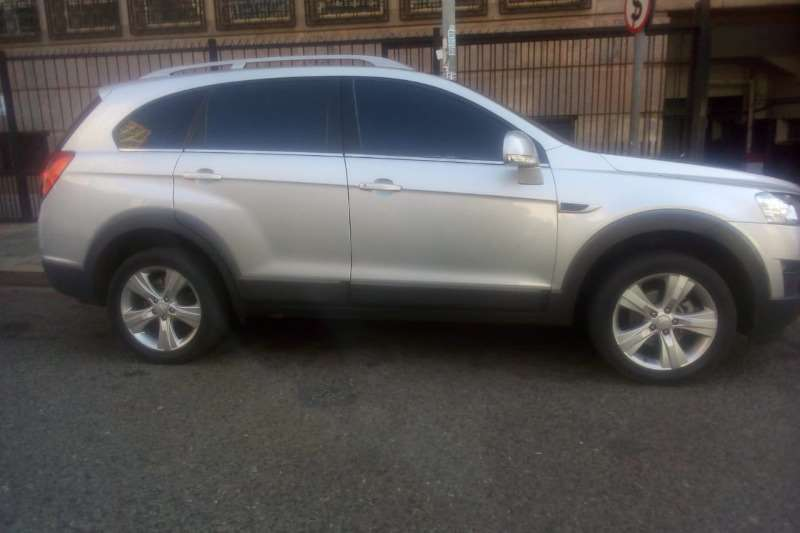 Used 2013 Chevrolet Captiva 2.4 LS