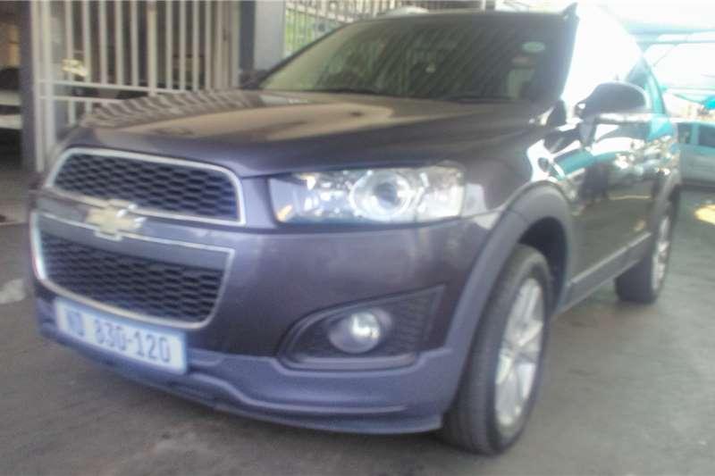 Chevrolet Captiva 2.4 LS 2013