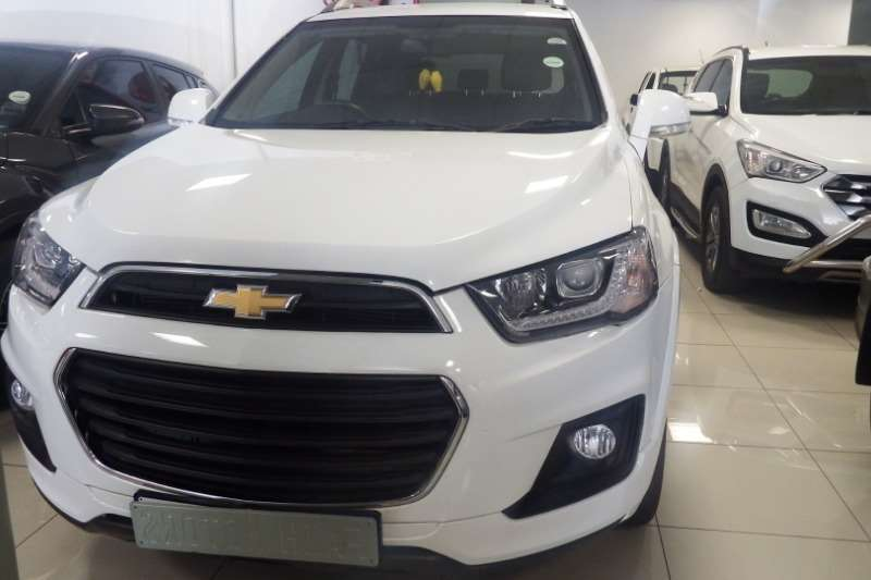 Chevrolet Captiva 2.4 LS 2016