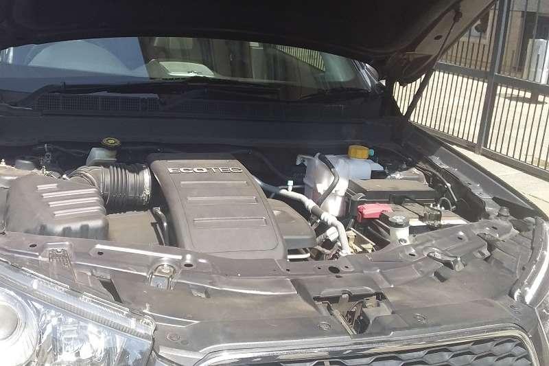 Used 2016 Chevrolet Captiva 2.4 LS