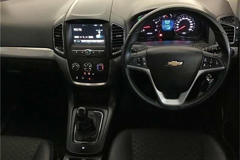 Chevrolet Captiva 2.4 LS 2017