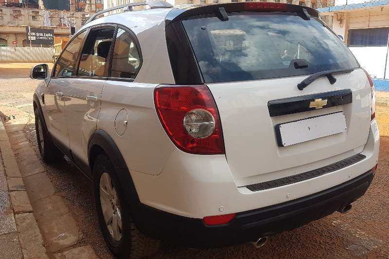 Used 2010 Chevrolet Captiva 2.4 LT
