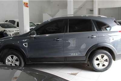 Chevrolet Captiva 2.4 LT 2011