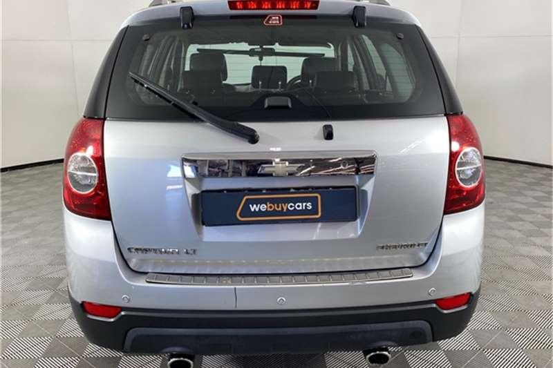 2011 Chevrolet Captiva Captiva 2.4 LT