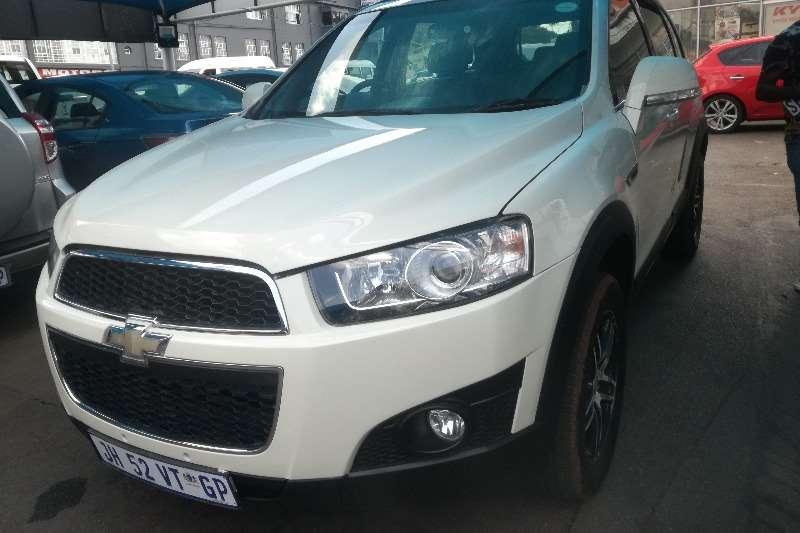 Chevrolet Captiva 2.4 LT 2012