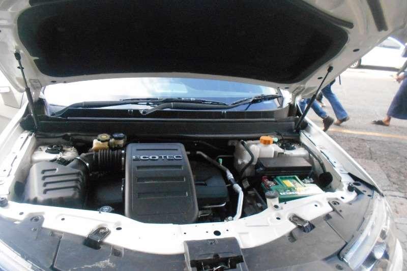2012 Chevrolet Captiva Captiva 2.4 LT