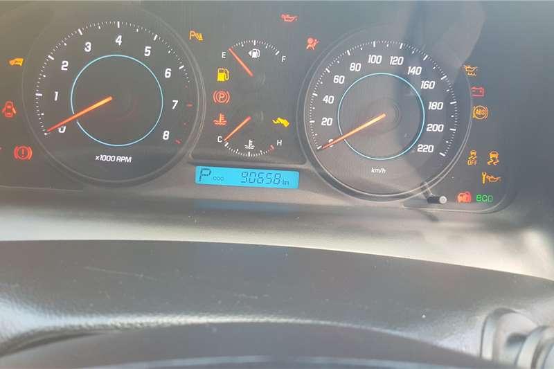 Used 2012 Chevrolet Captiva 2.4 LT