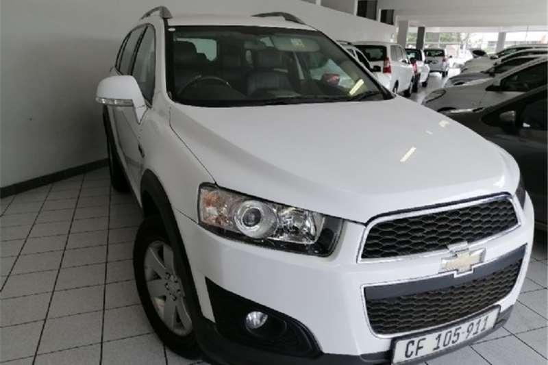 Chevrolet Captiva 2.4 LT 2013