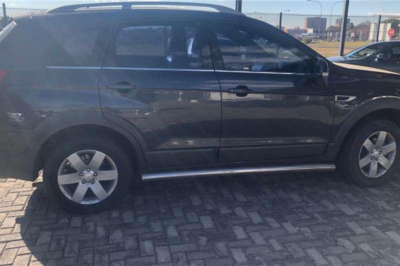 Used 2013 Chevrolet Captiva 2.4 LT