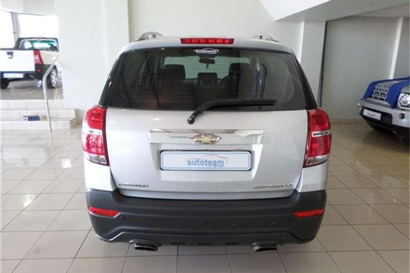 Chevrolet Captiva 2.4 LT 2014