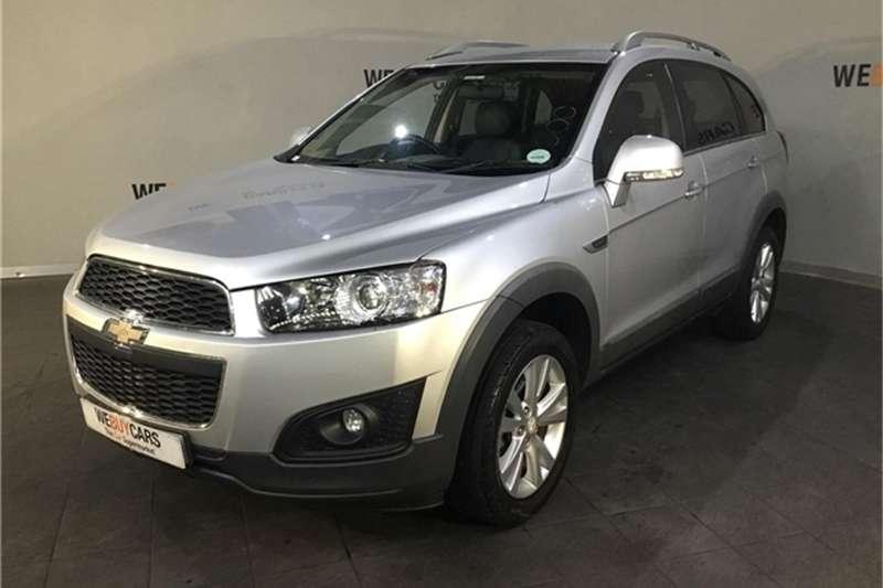 Chevrolet Crossover Suvs For Sale In Cape Town Auto Mart