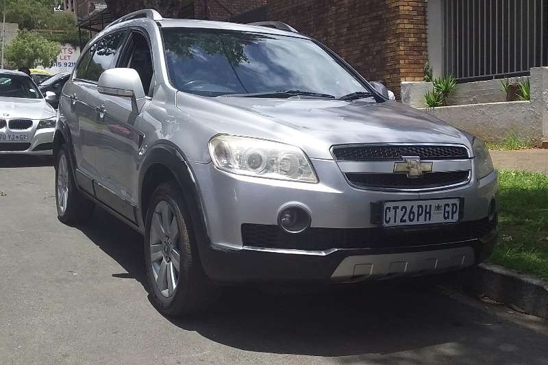 Chevrolet Captiva 2.4 LT 2014