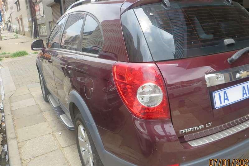 Used 2014 Chevrolet Captiva 2.4 LT