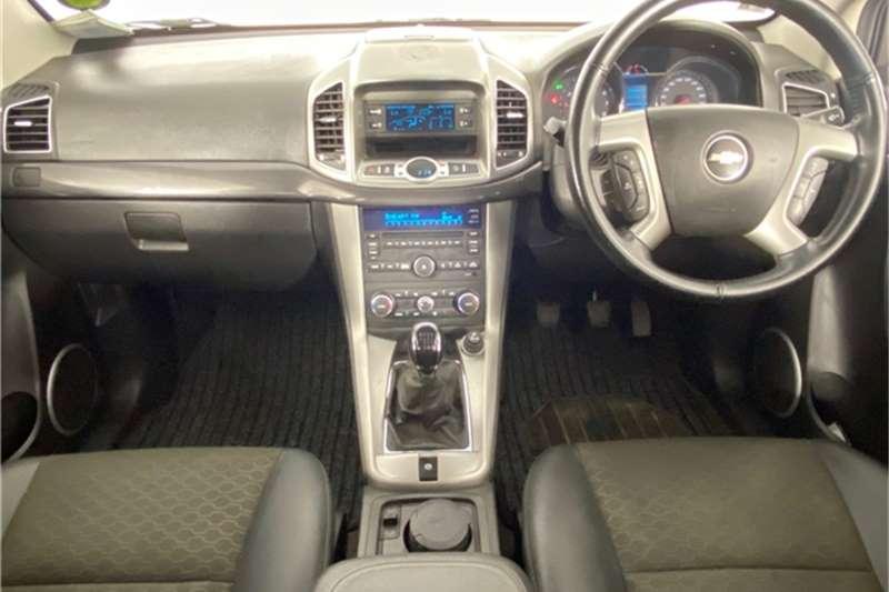 2014 Chevrolet Captiva Captiva 2.4 LT