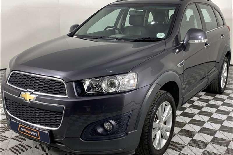 2015 Chevrolet Captiva Captiva 2.4 LT