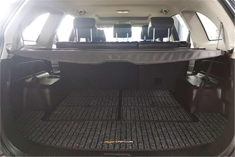 Chevrolet Captiva 2.4 LT 2016