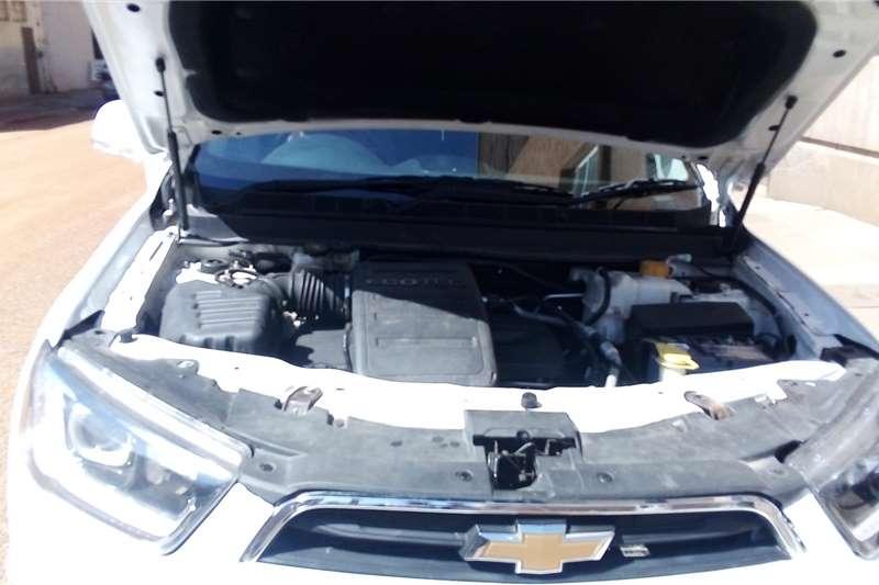 2016 Chevrolet Captiva Captiva 2.4 LT