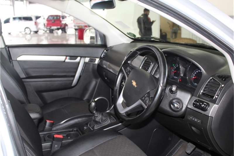 Chevrolet Captiva 2.4 LT 2017