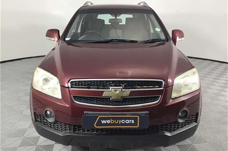 Chevrolet Captiva 2.4 LT 4x2 2008