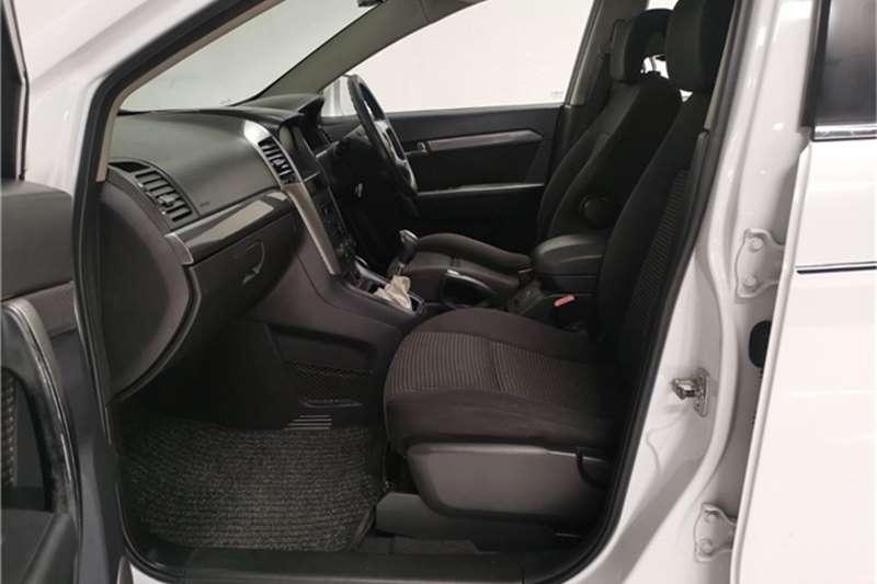 Used 2009 Chevrolet Captiva 2.4 LT 4x2