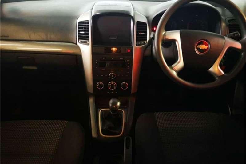 Chevrolet Captiva 2.4 LT 4x2 2010