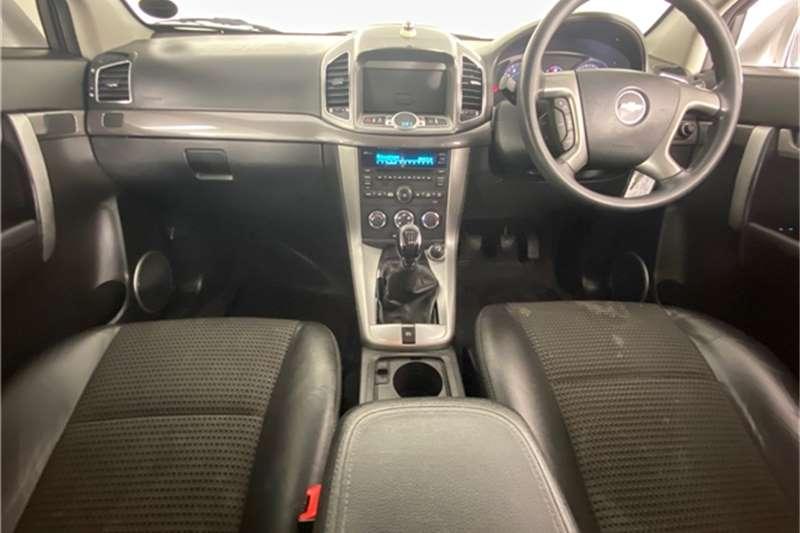 2011 Chevrolet Captiva Captiva 2.4 LT 4x2