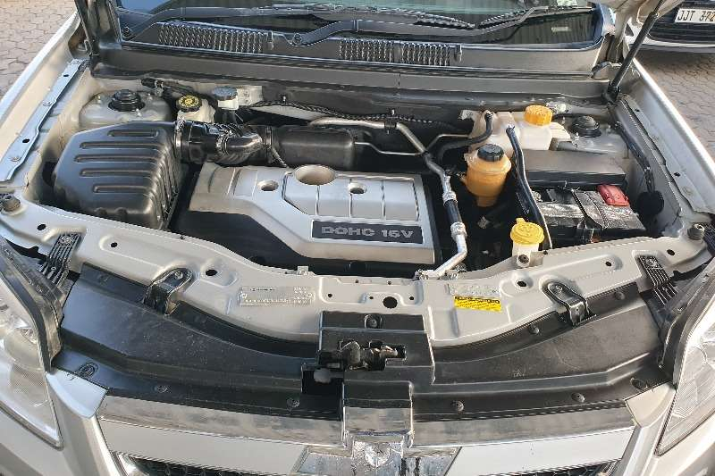 Used 2012 Chevrolet Captiva 2.4 LT 4x2