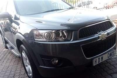 Used 2012 Chevrolet Captiva 2.4 LT auto