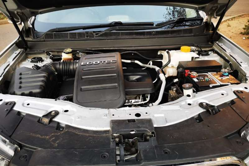 Used 2013 Chevrolet Captiva 2.4 LT auto