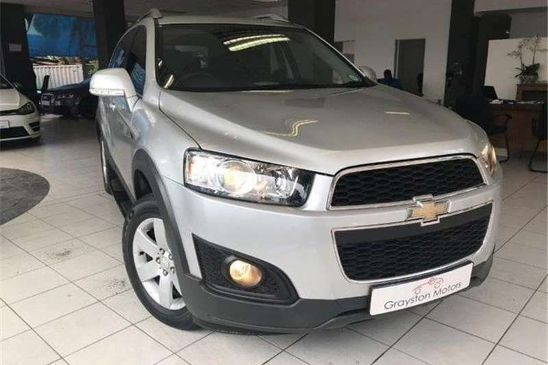 Chevrolet Captiva For Sale In Gauteng Auto Mart