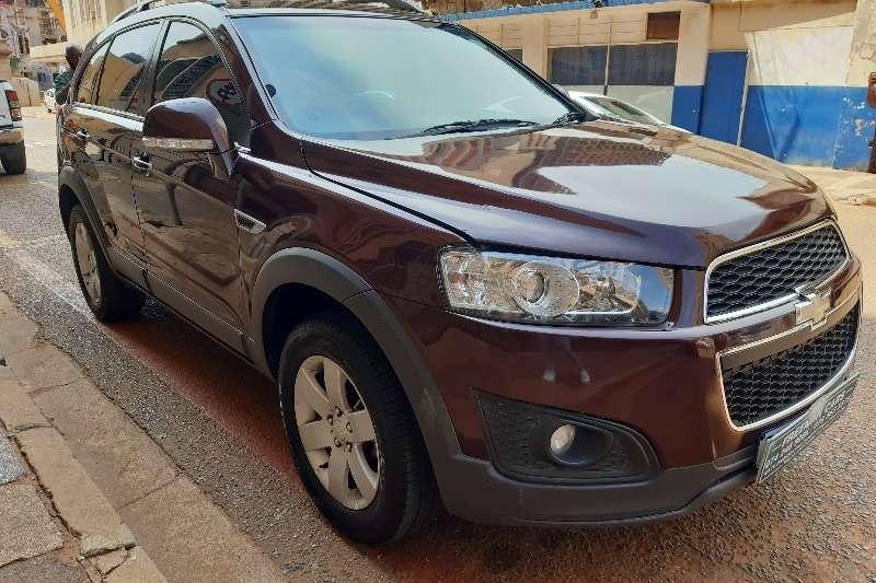 Used 2014 Chevrolet Captiva 2.4 LT auto