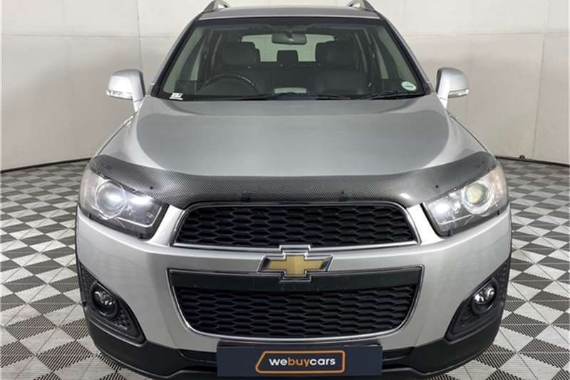 2014 Chevrolet Captiva Captiva 2.4 LT auto