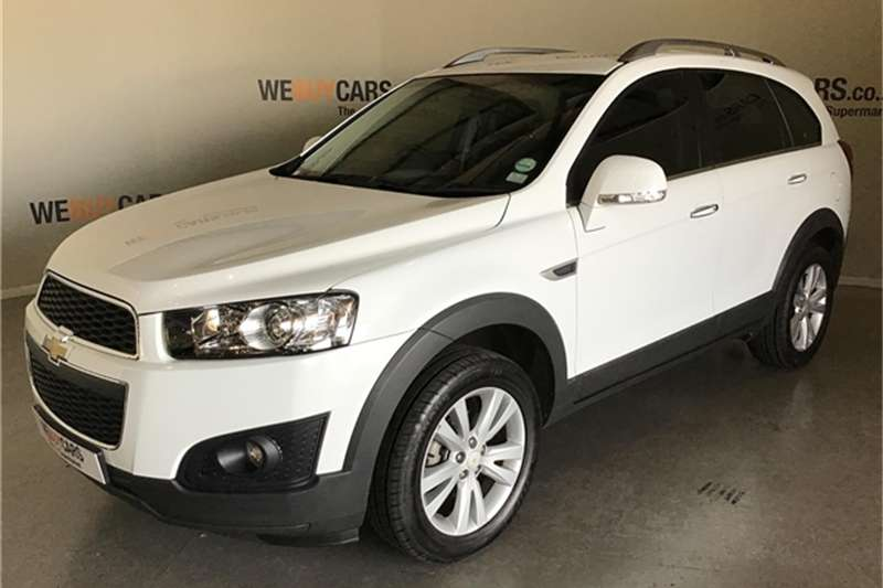 Chevrolet Captiva Captiva 2 4 Lt Auto For Sale In Kwazulu Natal Auto Mart