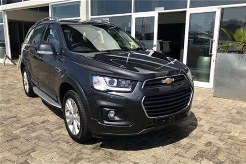 Chevrolet Captiva Captiva 2 4 Lt Auto For Sale In Gauteng Auto Mart