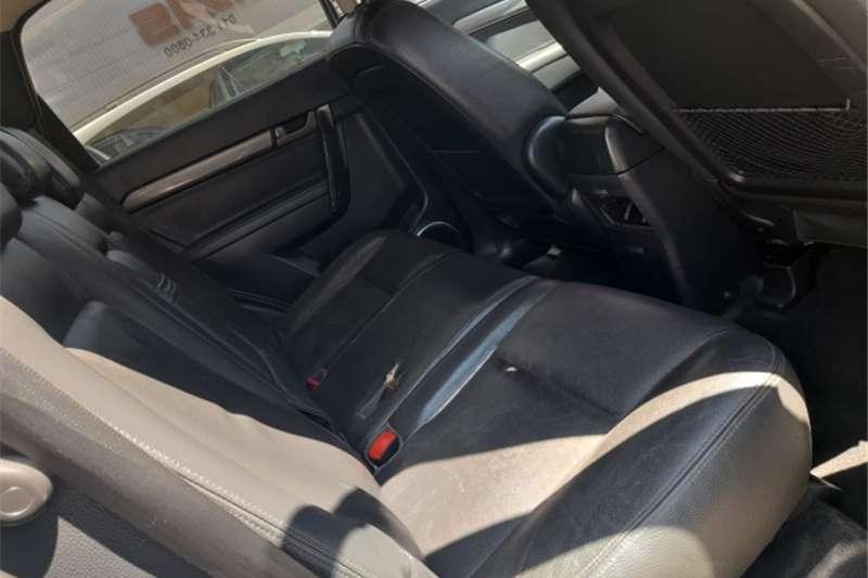 Used 2010 Chevrolet Captiva