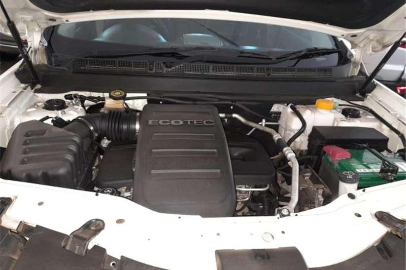 Used 2015 Chevrolet Captiva
