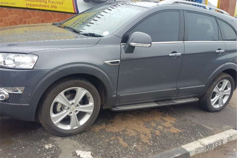Chevrolet Captiva 3.0 V6 AWD LTZ 2011