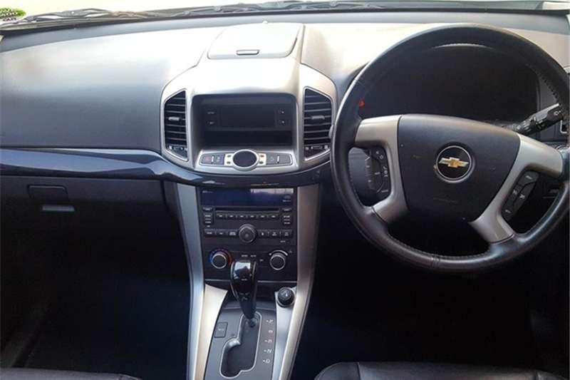 Chevrolet Captiva 3.0 V6 AWD LTZ 2011