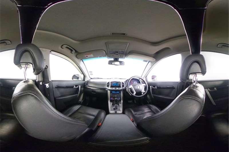 2011 Chevrolet Captiva Captiva 3.0 V6 AWD LTZ